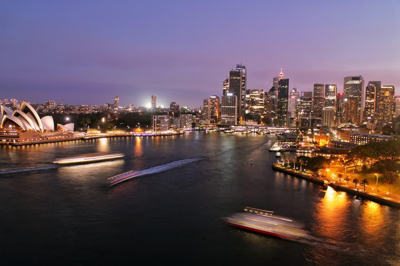 precisa de visto para austrália?