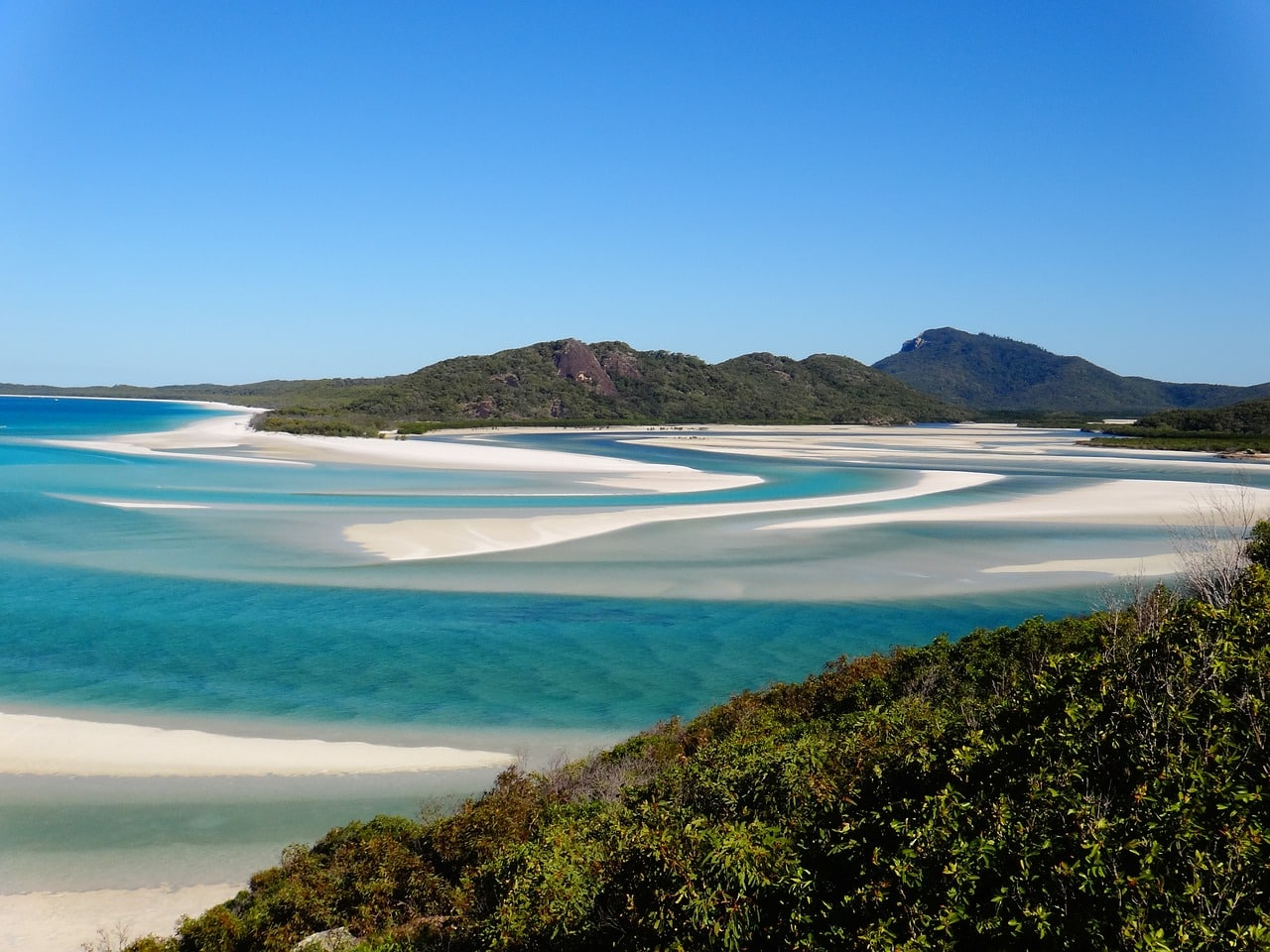 whitsundays roteiro