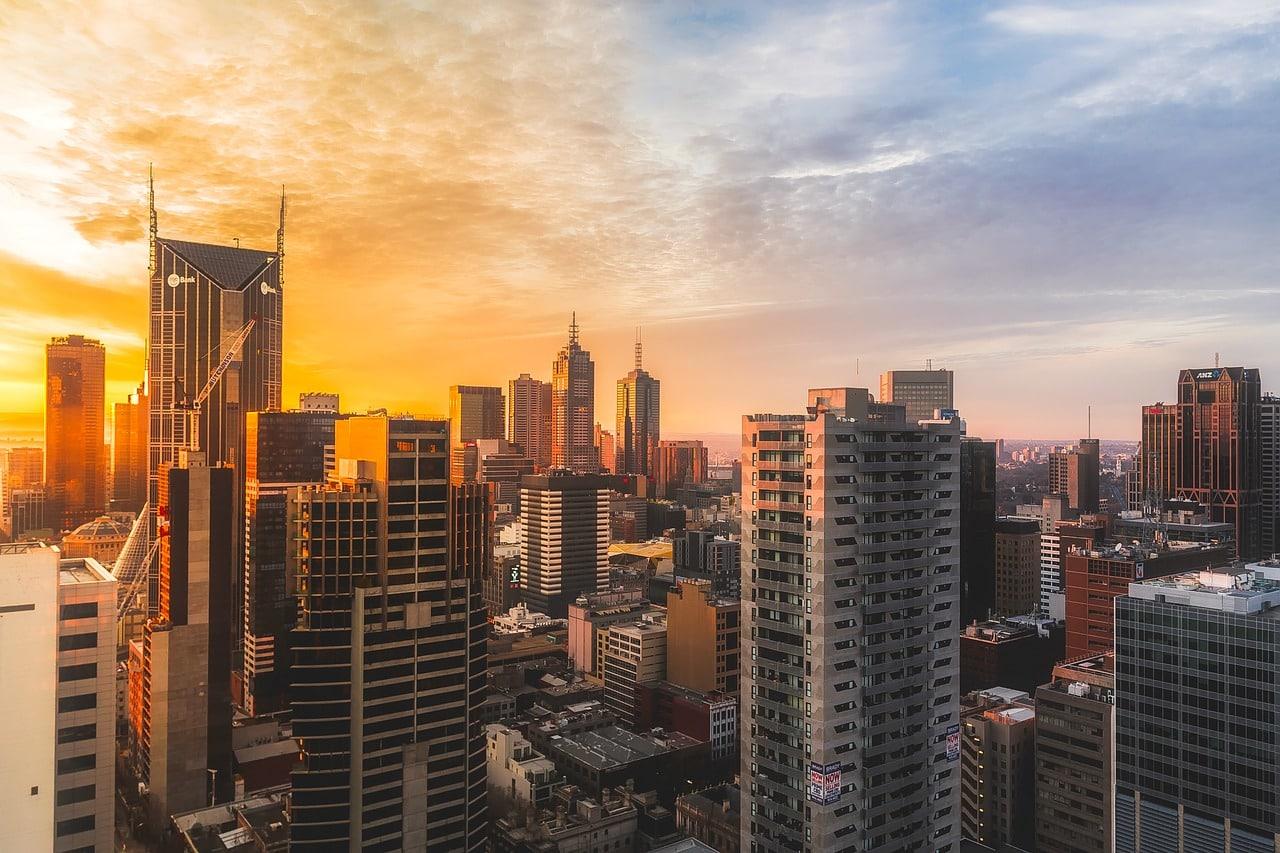pontos turisticos em Melbourne