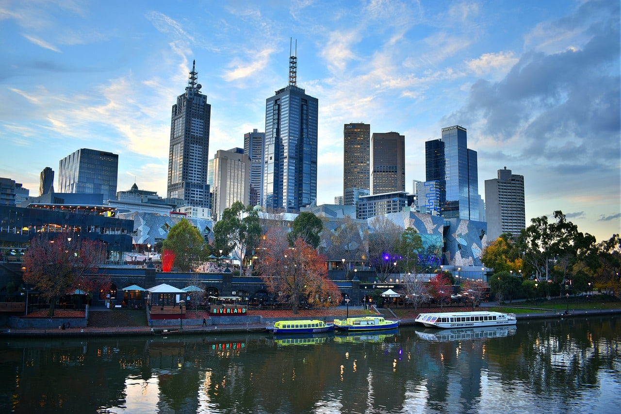 tudo sobre Melbourne