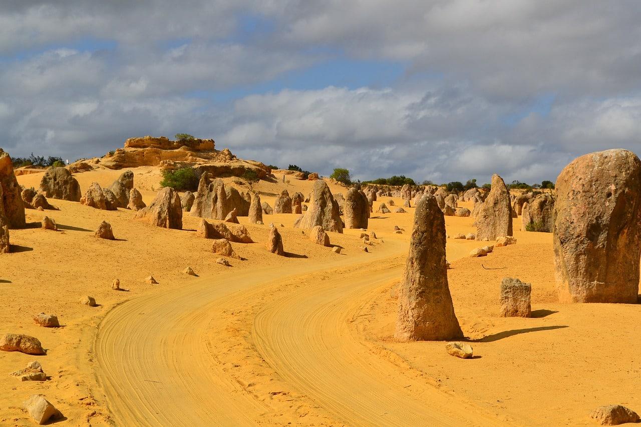 nambung-national-park austrália