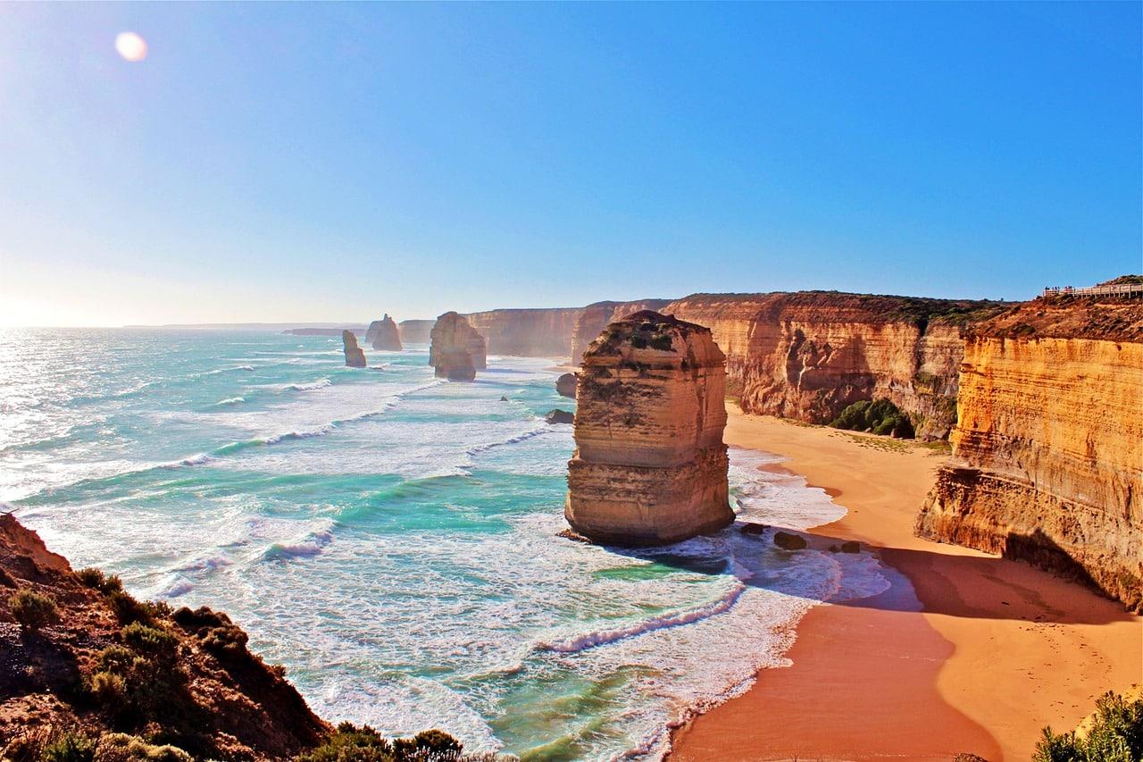 ponto turísticos Doze Apóstolos