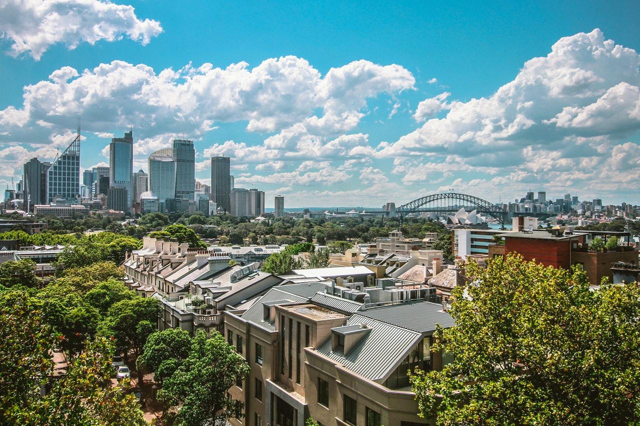 região turisticas austrália