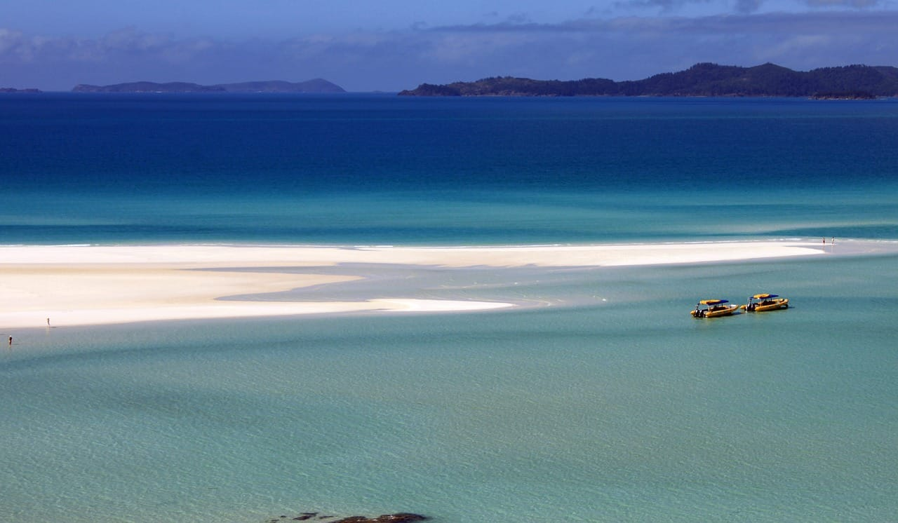 whitsundays clima