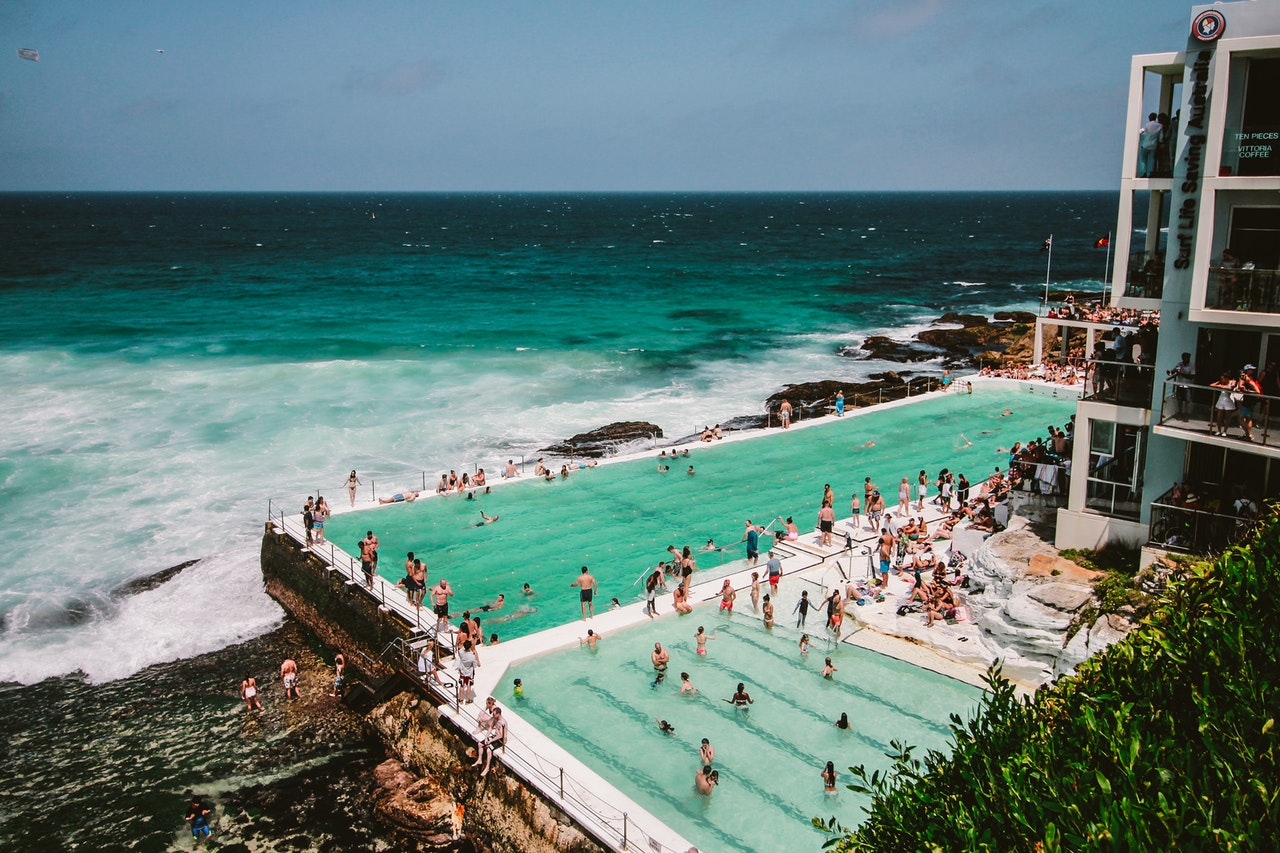 lugares para ir na austrália