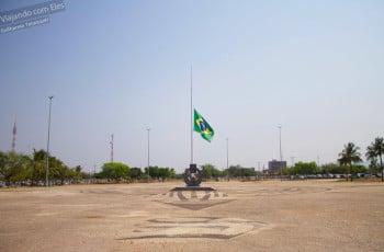 Centro Geodésico do Brasil.