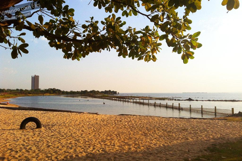 Praia da Graciosa em Palmas - TO.