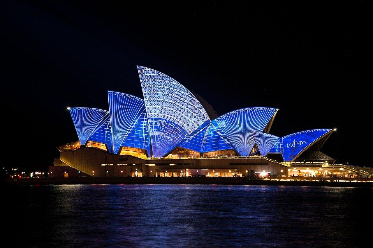 capital da austrália