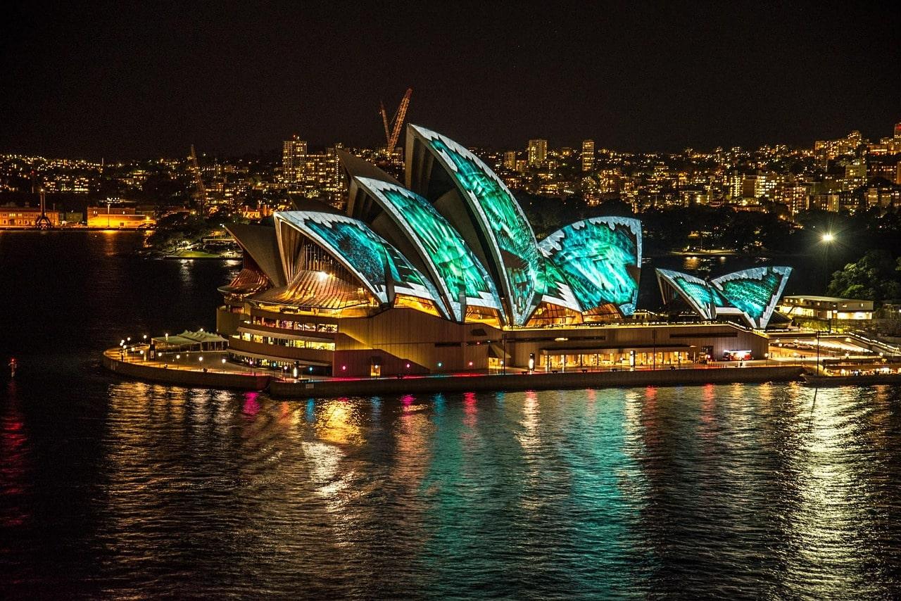 Fotos da Opera House