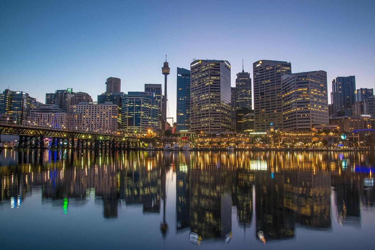 lugares lindos da austrália