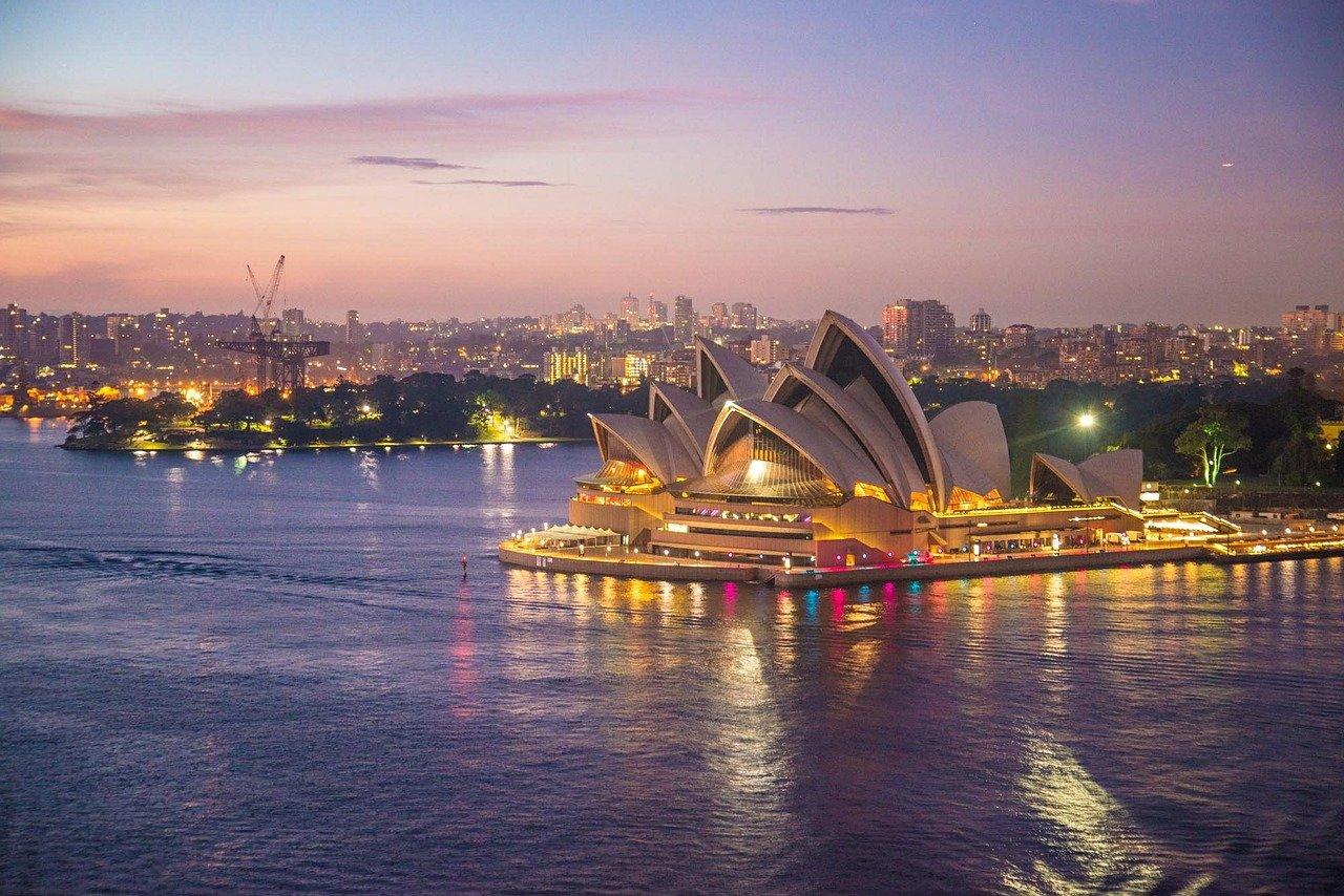 melhores atrações da austrália