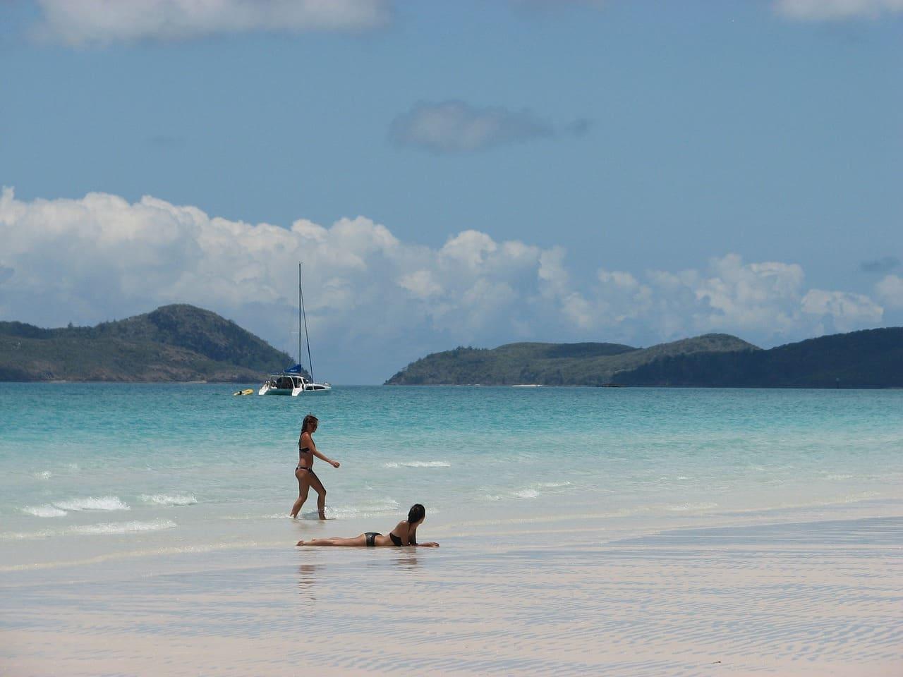 ilha de whitsundays