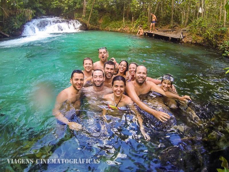 Cachoeira da Formiga - Jalapão.