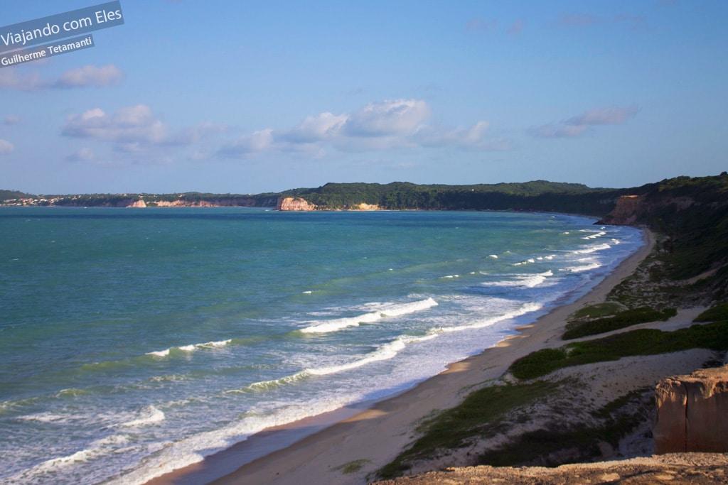 Praia das Cacimbinhas.