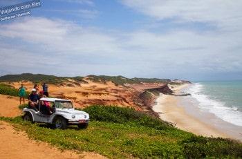 Praia das Minas.