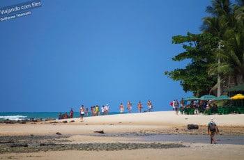 Praia do Centro.