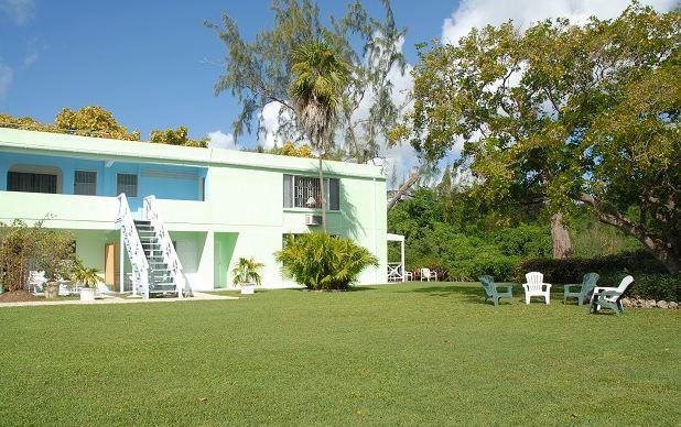 Palm Garden, hotel simples e barato