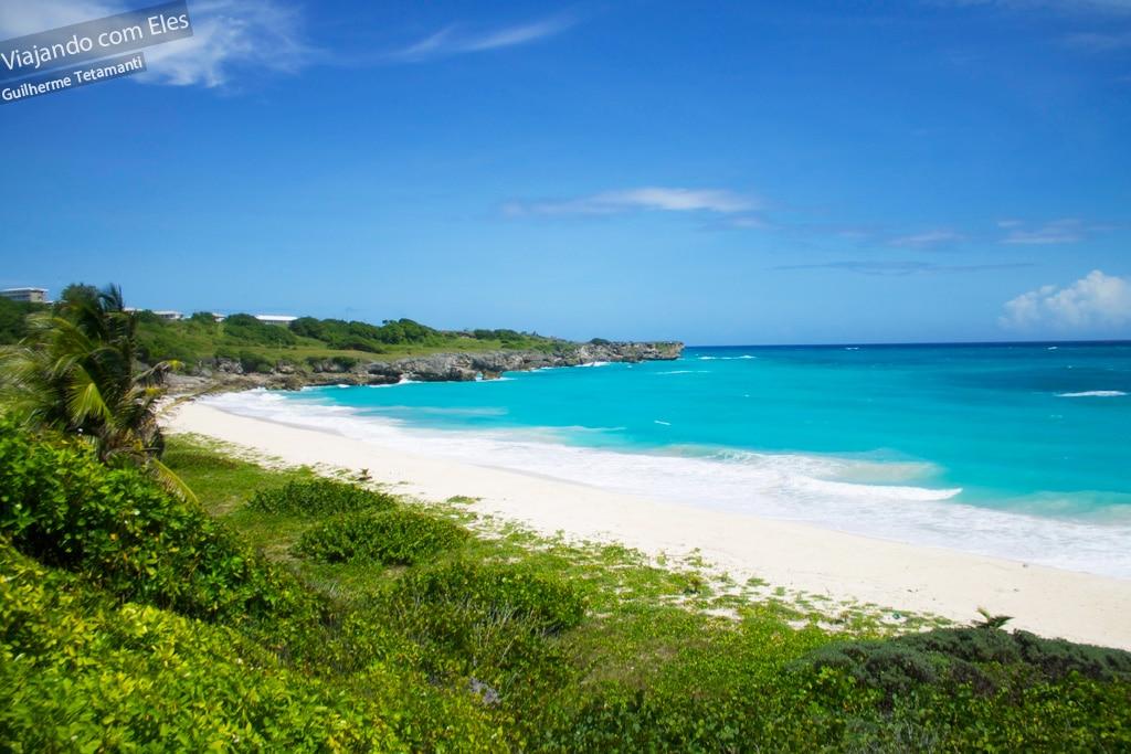 Long Beach, a praia deserta de Barbados