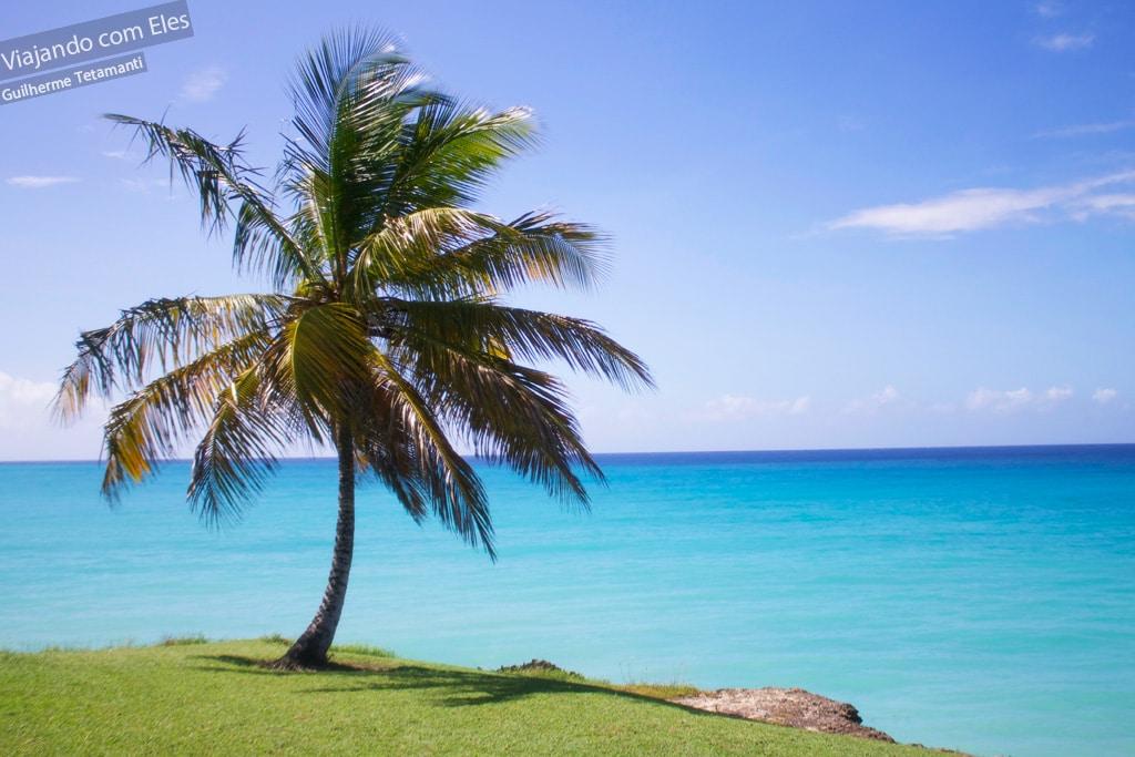 Miami Beach, a praia mais bonita de Barbados