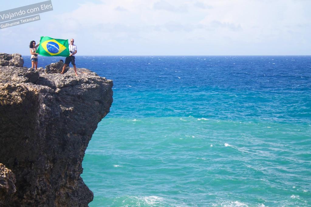 O perfil do viajante brasileiro.