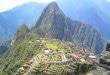 Turismo em Muchu Picchu.