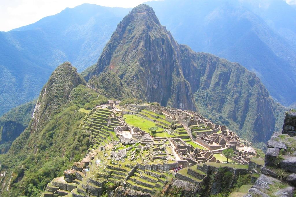 Turismo nas Ruínas Incas