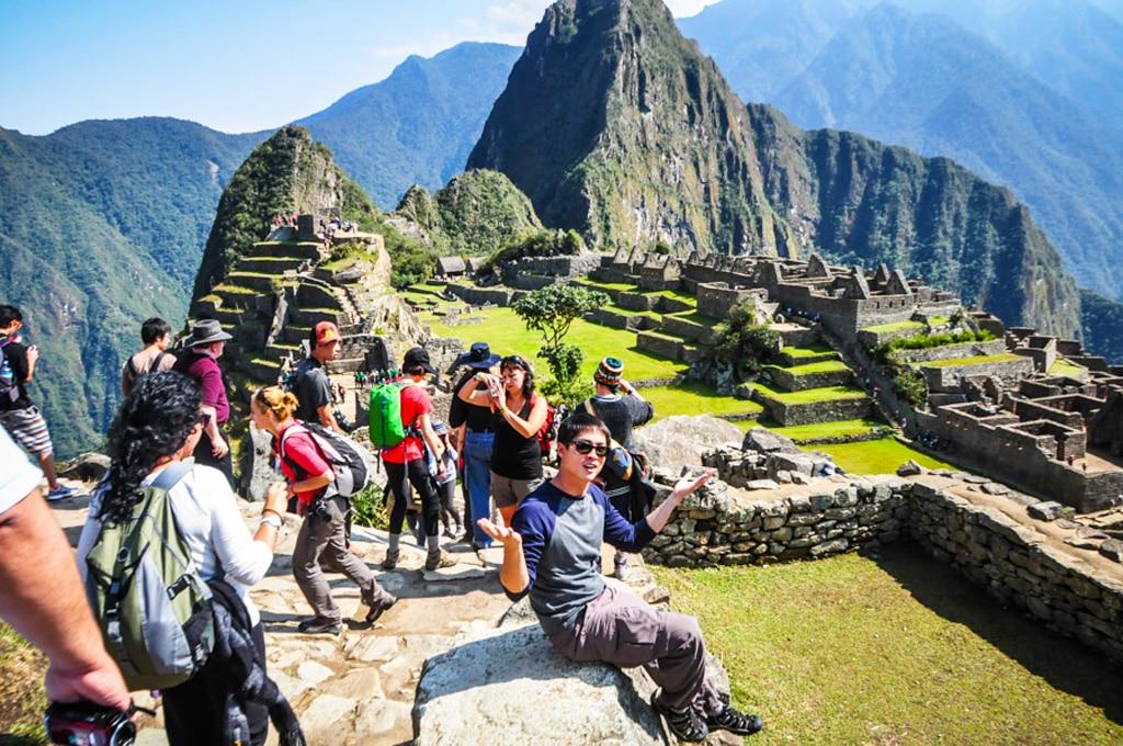Turismo no Peru.