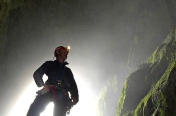 Waitomo Caves.
