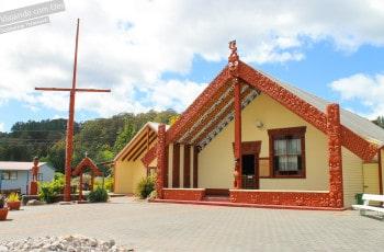 Whakawerawera Village.