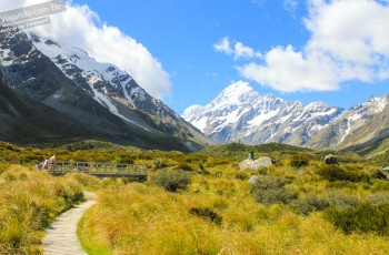 Mount Cook.
