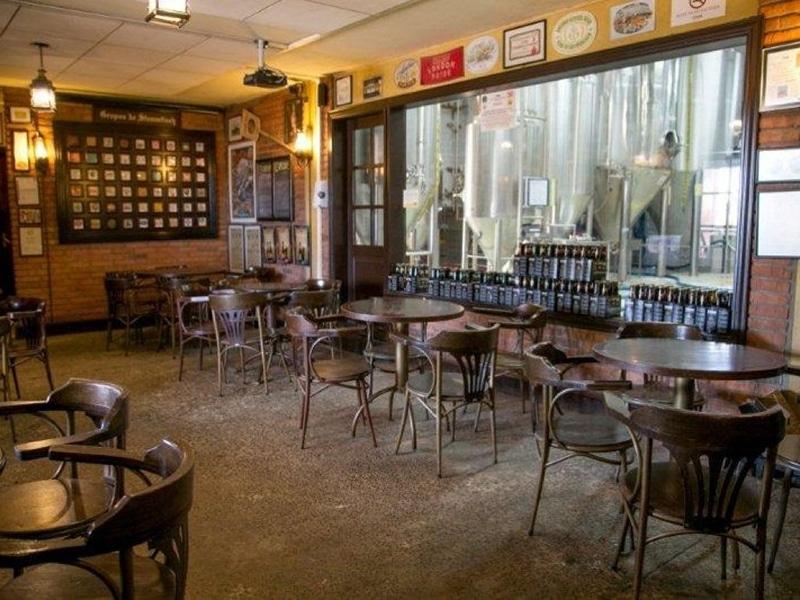 Como visitar a cervejaria Eisenbahn em Blumenau