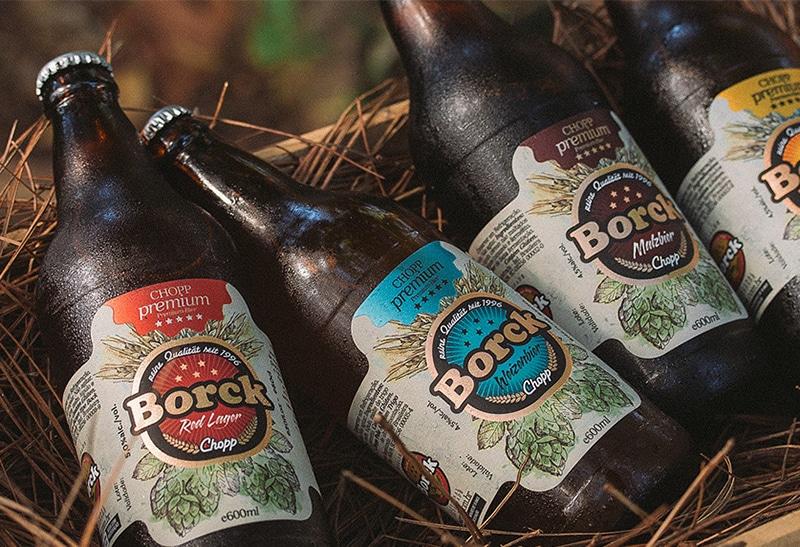 Rota da cerveja: Cervejaria Borck, Timbó