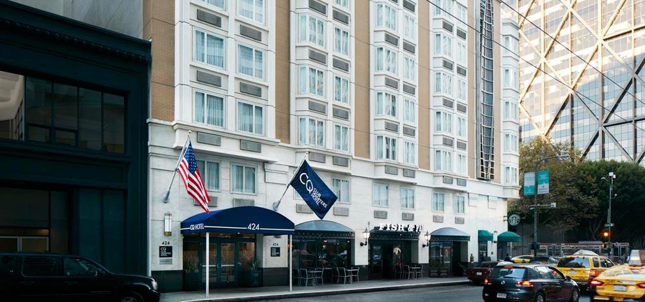 club quarters hotel