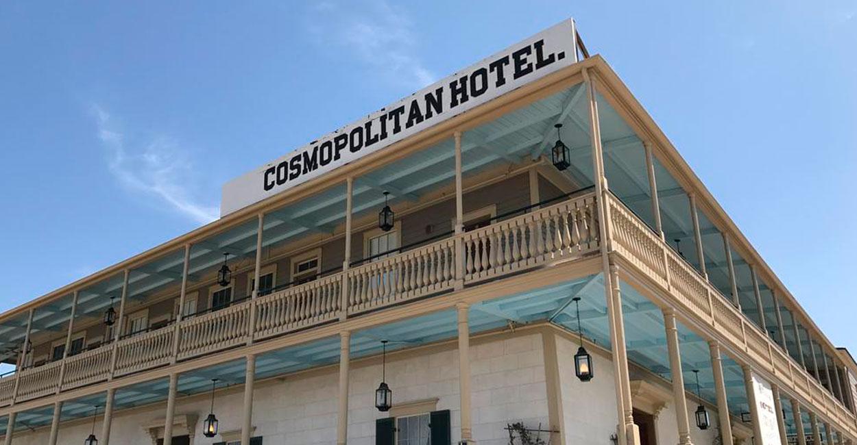 cosmopolitan hotel california