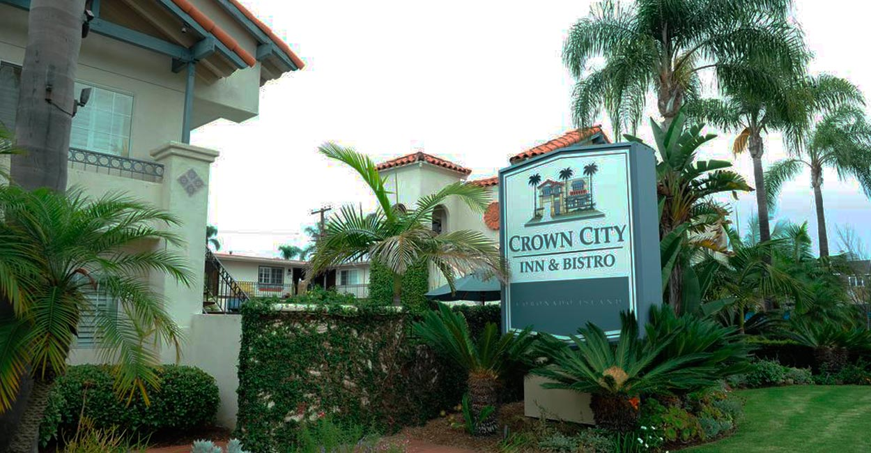 crown city california hotel