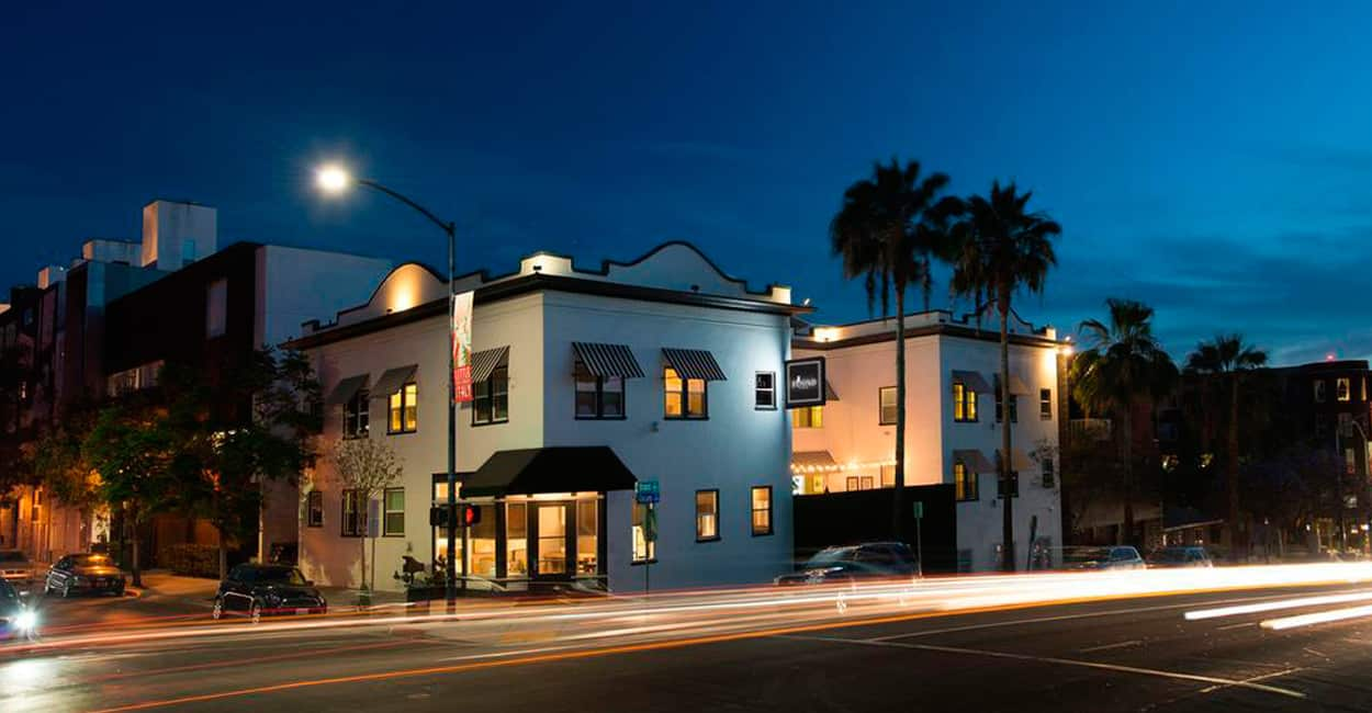 found hotel california