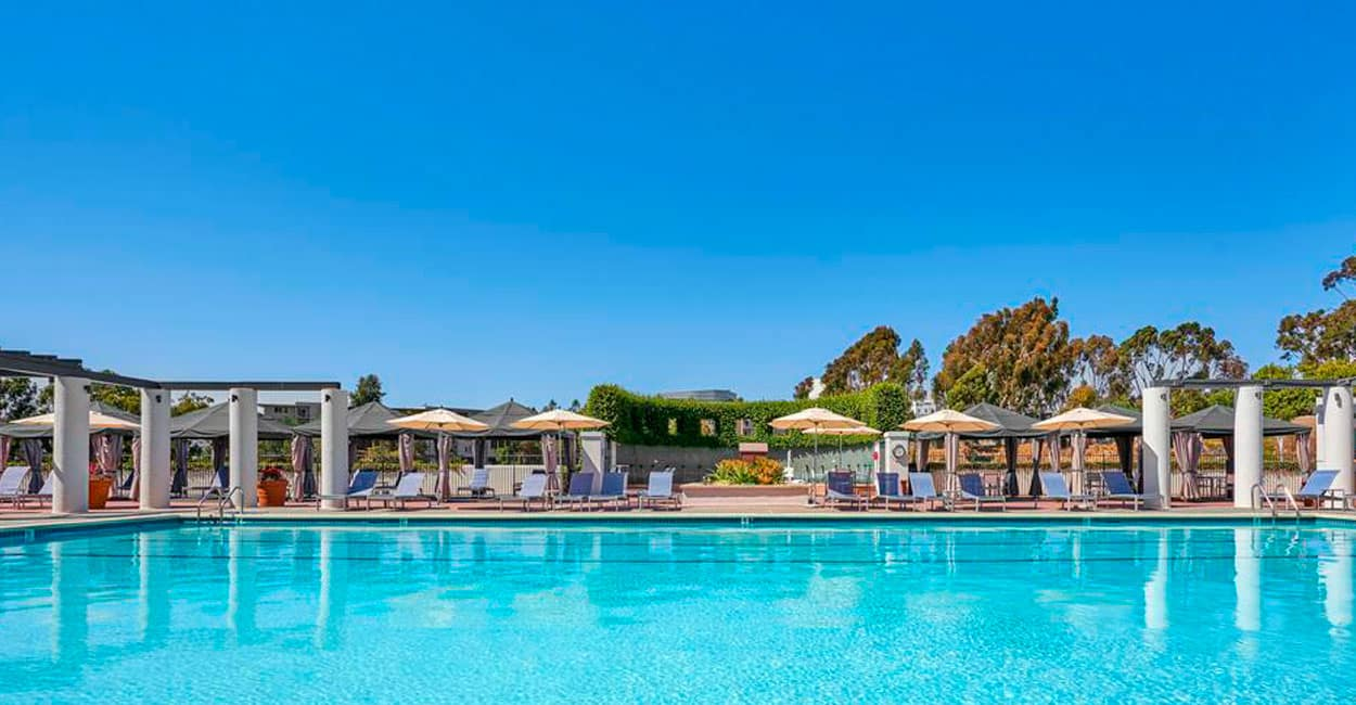 hyatt hotel california