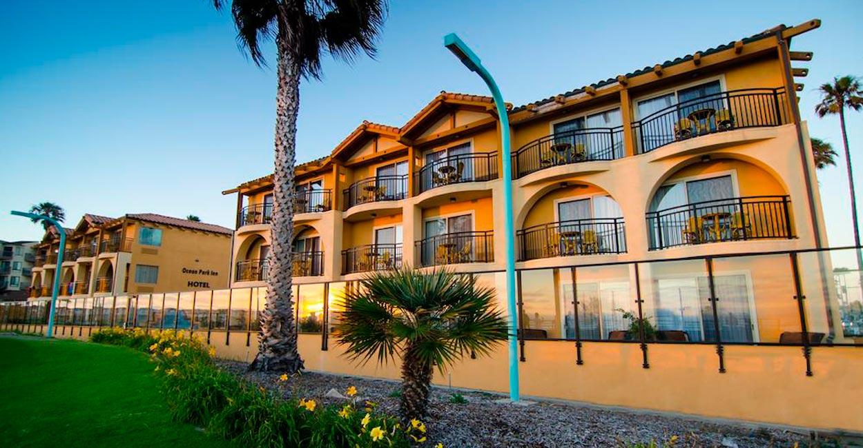 ocean park hotel california