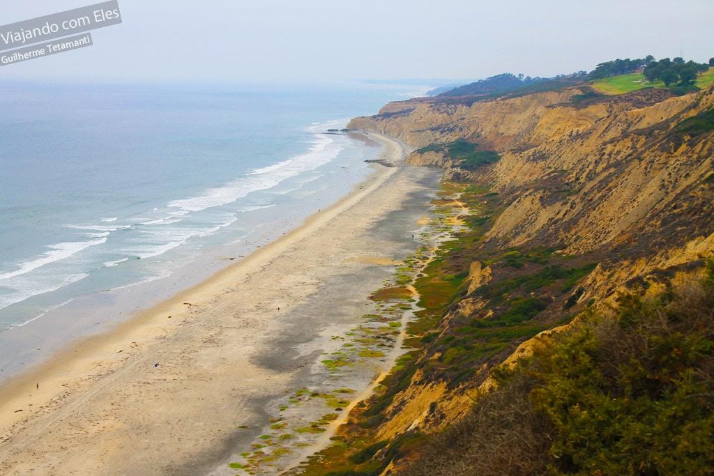 Dicas de San Diego | Visitar Black Sand Beach.