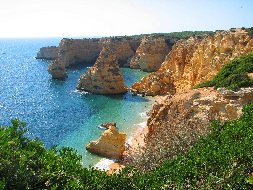 Algarve / Praias mais famosas da Europa.