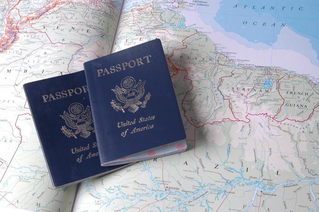 Documentos necessários para passaporte