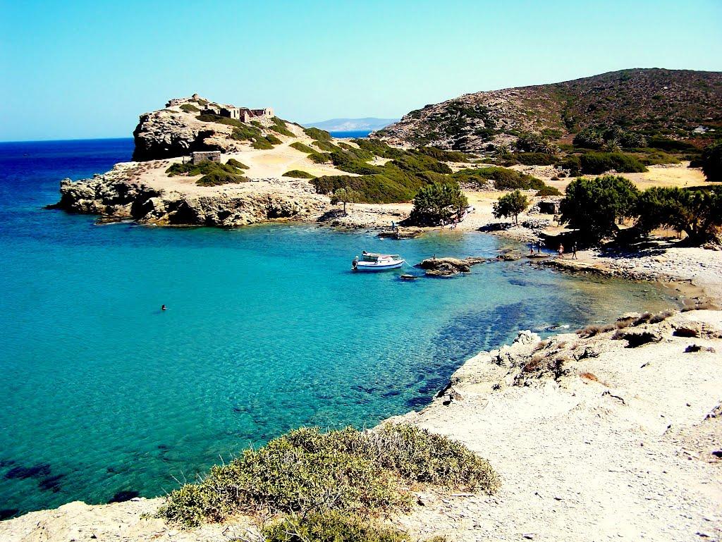 Ilha de Creta / Bonitas praias na Europa.