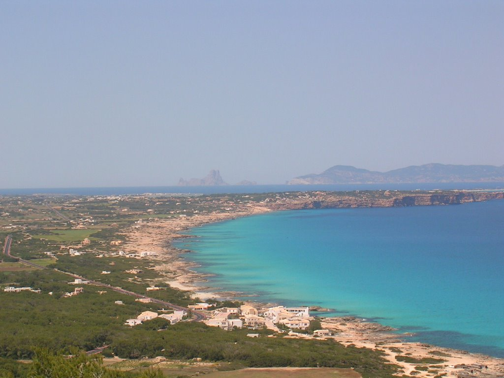 Formentera / Praias mais famosas da Europa.