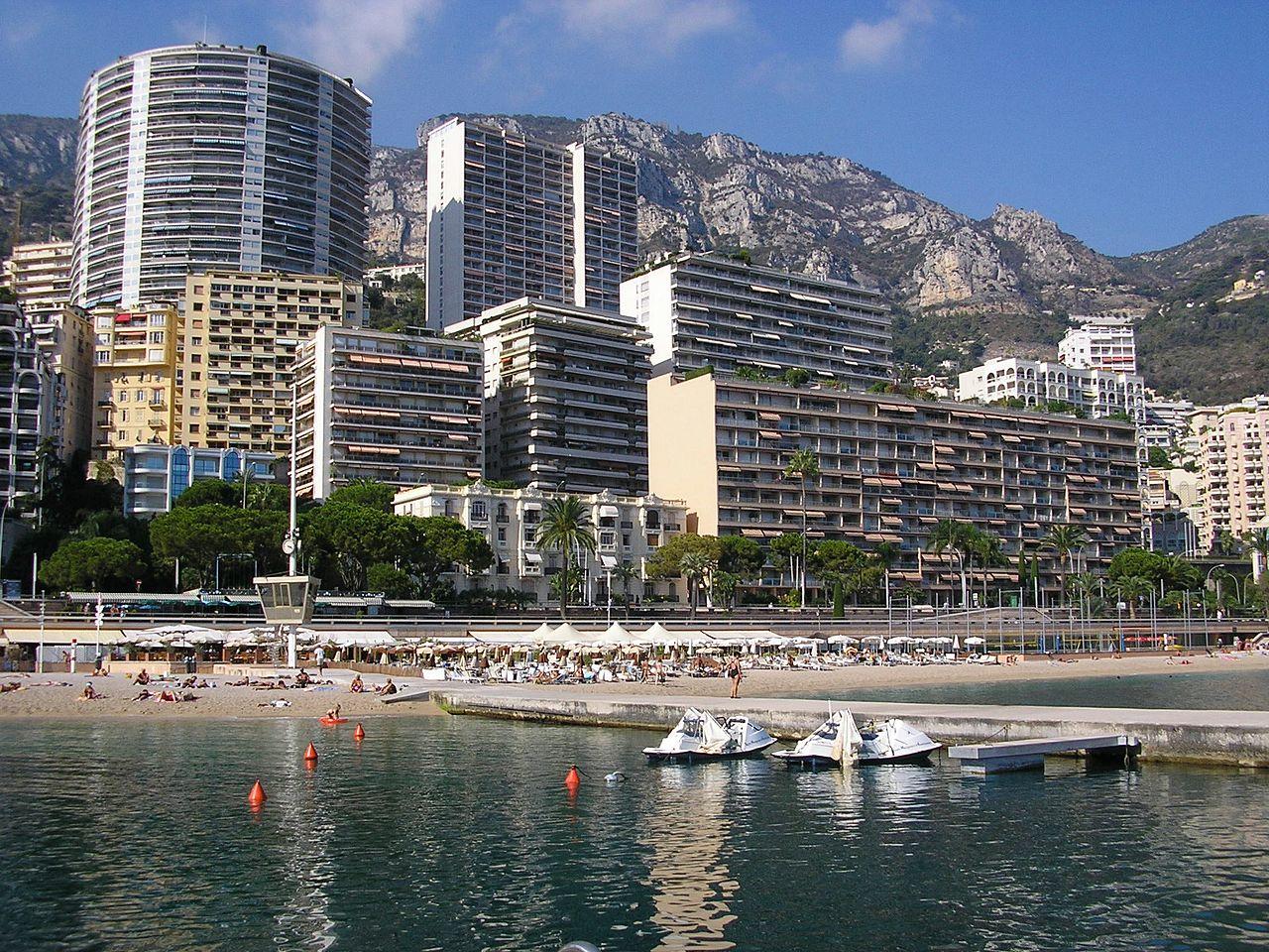 Distrito de Monte Carlo - Mônaco