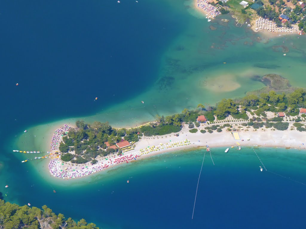 Oludeniz / Praias mais bonitas da Europa.