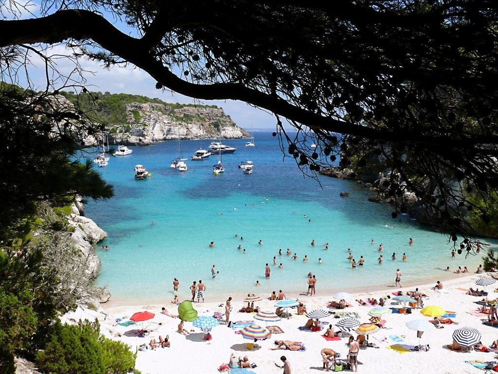 Menorca / Praias paradisíacas da Europa.