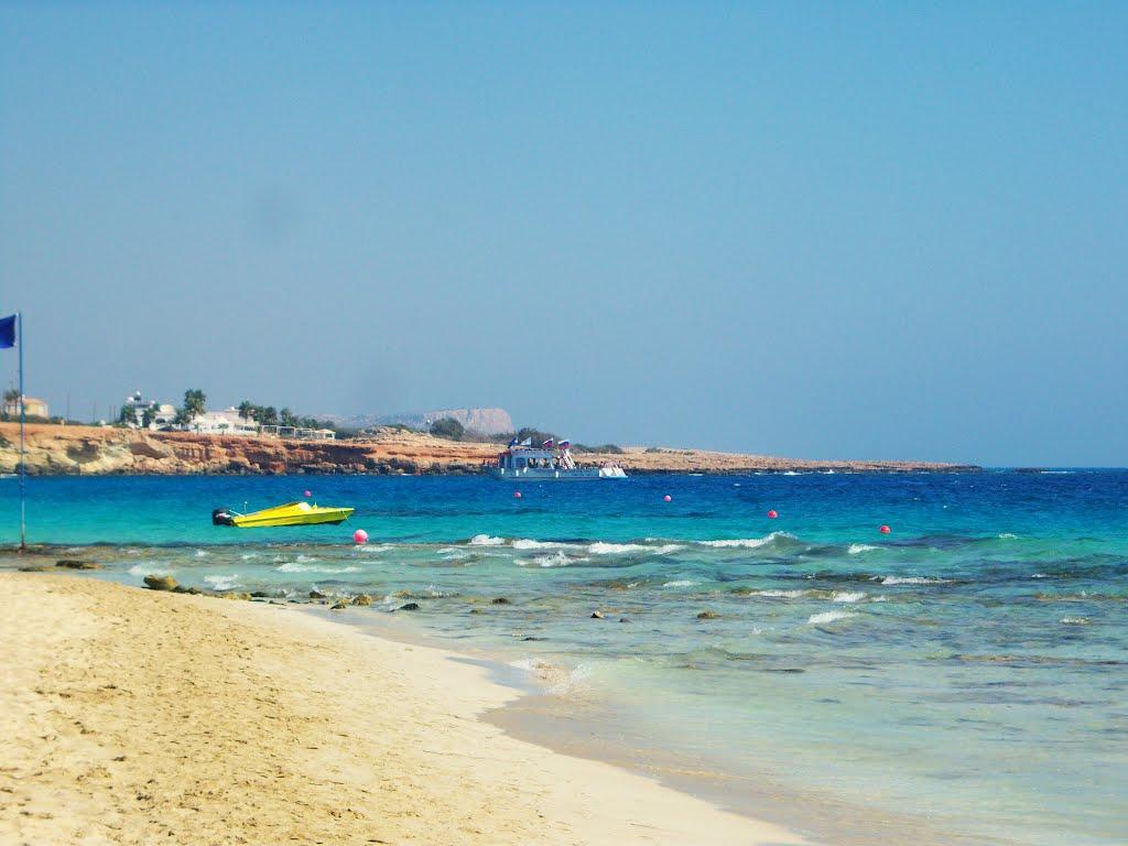 Ilha de Chipre / Praias mais tops da Europa.