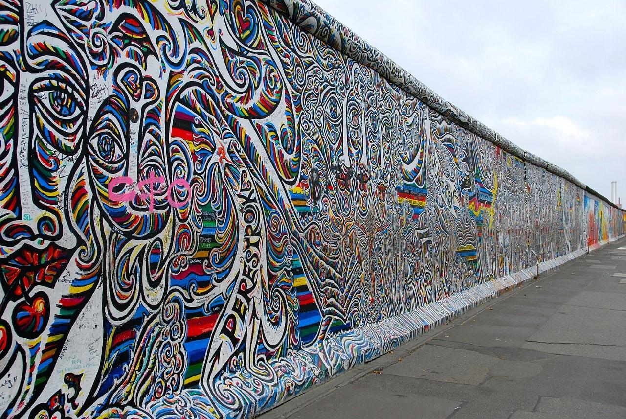 desejos de viajante muro de berlim