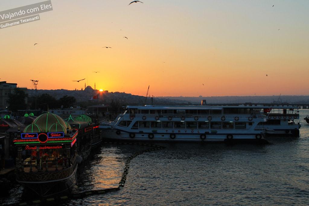 Istambul, uma cidade que todos deveriam conhecer.