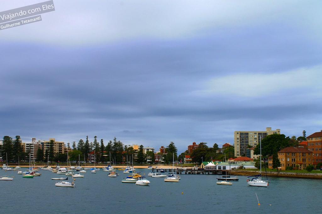 Os principais bairros de Sydney